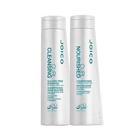 Joico Curl Cleansing Sulfate-Free Duo Shampoo & Condicionador