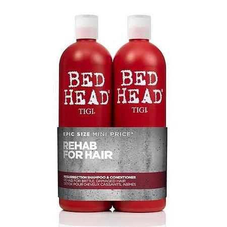Kit Bed Head Resurrection Shampoo + Condicionador