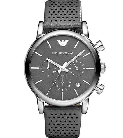 5de9fa416c Relógio Masculino Empório Armani AR1735 Cinza - Mimports - Produtos ...