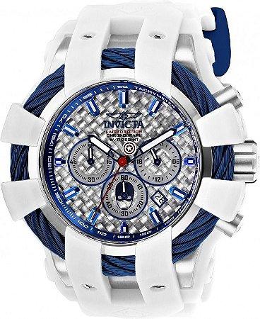 Relógio Masculino Invicta Marvel 26010 Branco