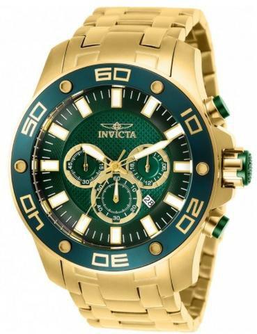 Relógio Masculino Invicta 26077 Dourado