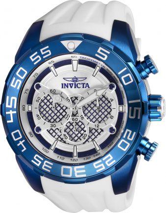 Relógio Masculino Invicta Speedway 26300 Branco