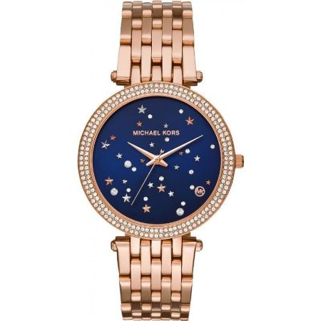 Relógio Feminino Michael Kors MK3728 Rose Cravejado