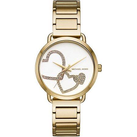 Relógio Feminino Michael Kors Mk3824 Dourado