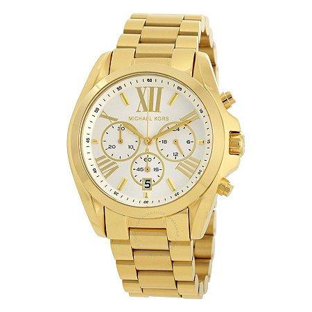 Relógio Feminino Michael Kors MK6266 Dourado