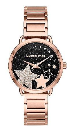 Relógio Feminino Michael Kors Mk3795 Rose