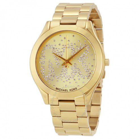 Relógio Feminino Michael Kors Mk3590 Dourado