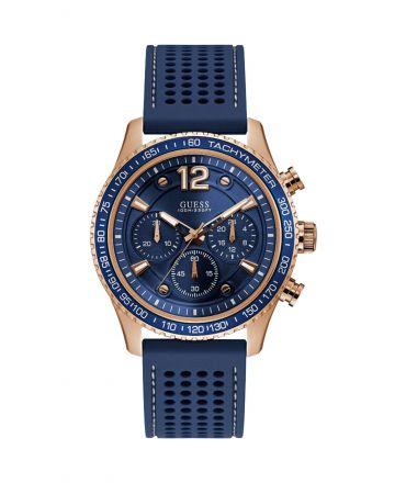 Relógio Masculino Guess Mens W0971g3 Azul