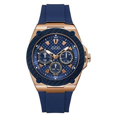 Relógio Masculino Guess W1049G2 Azul