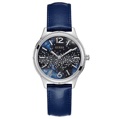 Relógio Feminino Guess W1028L1 Azul