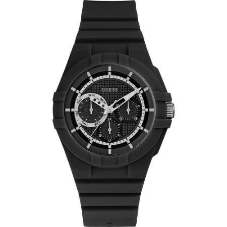 Relógio Unissex Guess W0942L2 Preto