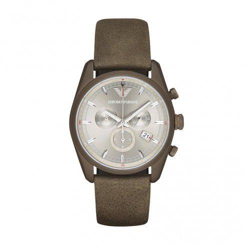 Relógio Masculino Empório Armani AR6076 Marrom