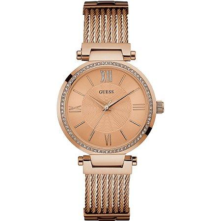374c3d1d8a30e Relógio Feminino Guess W0638L4 Rose - Mimports - Produtos e perfumes ...