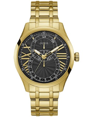 Relógio Masculino Guess W1043G2 Dourado