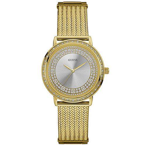 Relógio Feminino Guess W0836L3 Dourado