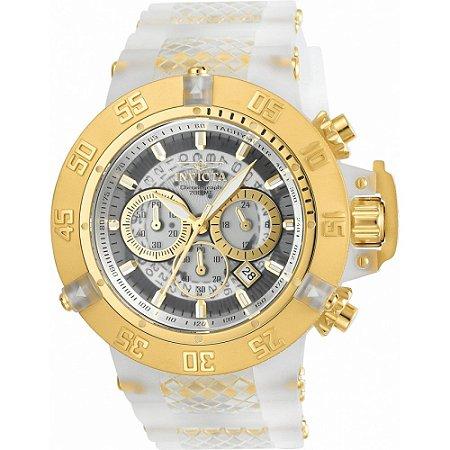 Relógio Masculino invicta Subaqua Noma Iii 24361 Branco