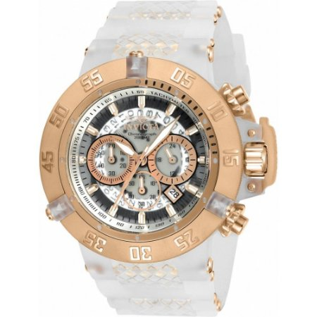 Relógio Masculino invicta Subaqua 24362 Branco