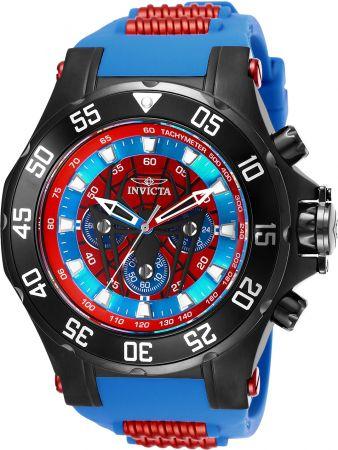 Relógio Masculino invicta Marvel 25689 Azul