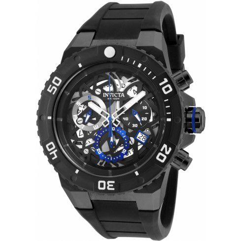Relógio Masculino invicta Pro Diver 26072 Preto