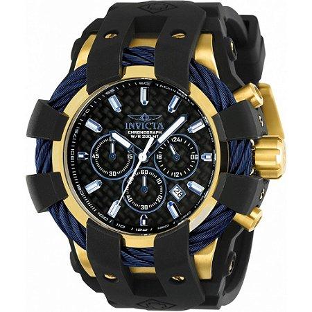 Relógio Masculino Invicta Bolt 23862 Preto