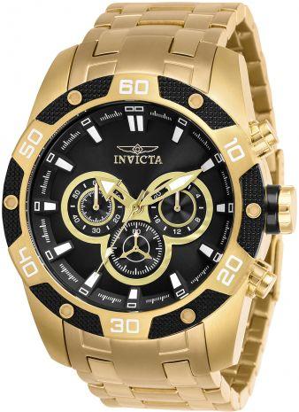 Relógio Masculino Invicta Speedway 25840 Dourado