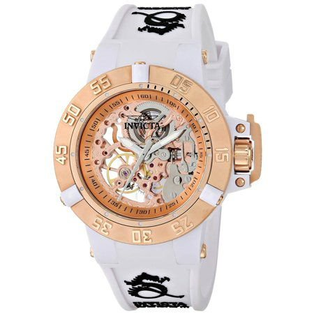 Relógio Feminino Invicta Subaqua 16801 Branco
