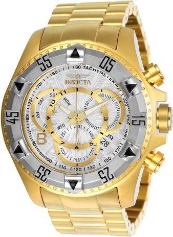 Relógio Masculino Invicta Reserve Excursion 24264 Gold