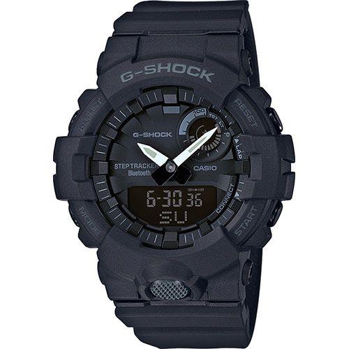 4fec0e1582e Relógio Masculino Casio G-Shock GBA-800-1ADR Preto - Mimports ...