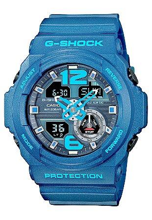 Relógio Masculino Casio G-SHOCK GA-310-2ADR Azul