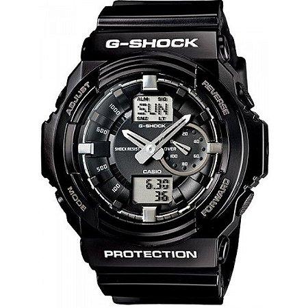 Relógio Masculino Casio G-SHOCK GA-150BW-1A Preto