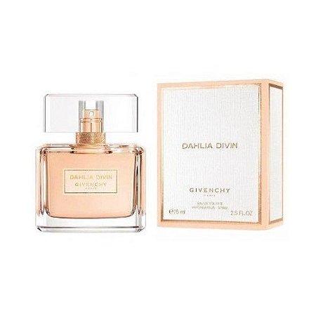 Perfume Feminino Givenchy Dahlia Divin Eau de Parfum Nude Eau de Parfum