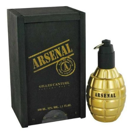 Perfume Masculino Gilles Cantuel Arsenal Gold Eau de Parfum