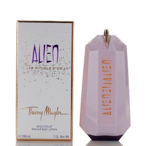 Hidratante Feminino Body Lotion Thierry Mugler Alien Feminino 200 ml - Loção Corporal