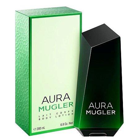 Hidratante Feminino Thierry Mugler Aura Mugler - Loção Corporal 200ml