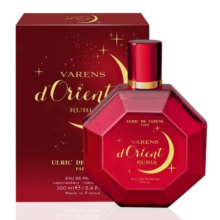 Perfume Feminino Ulric de Varens D'Orient Rubis Eau de Parfum