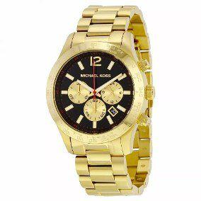 Relógio Feminino Michael Kors Mk8246 Dourado