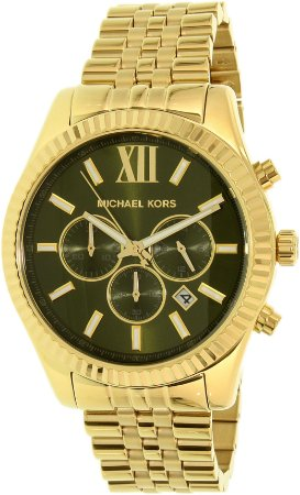 Relógio Feminino Michael Kors MK8446 Dourado