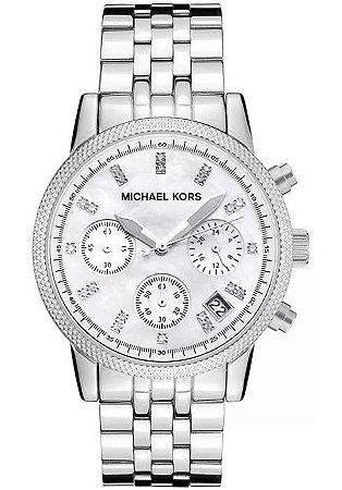 Relógio Feminino Michael Kors MK5020 prata