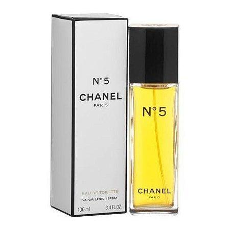 Perfume Feminino Chanel N° 5 Eau de Toilette