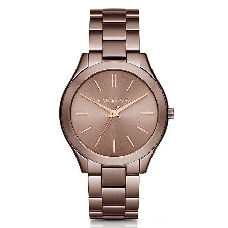 Relógio Feminino Michael Kors MK3418 Chocolate