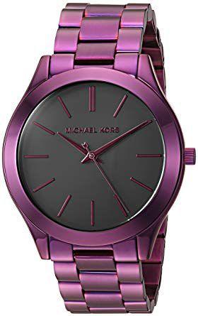 Relógio Feminino Michael Kors MK3551 Roxo