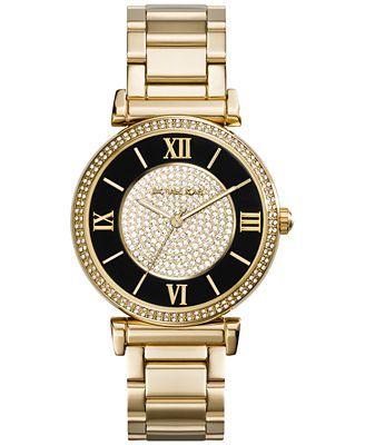 Relógio Feminino Michael Kors MK3338 Dourado