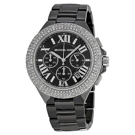 Relógio Feminino Michael Kors MK5844 Preto