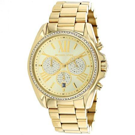Relógio Feminino Michael Kors MK6538 Dourado