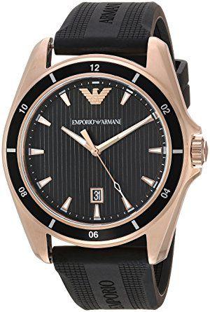 Relógio Masculino Empório Armani AR11101 Preto