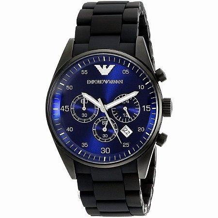 9a94254f4d5 Relógio Masculino Empório Armani AR5921 Preto - Mimports - Produtos ...