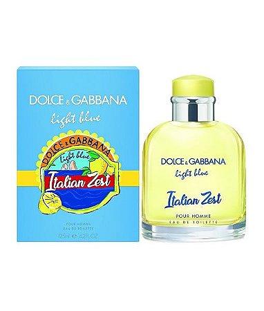 E Italian Perfume Gabbana Zest Masculino Dolce nwmvON80