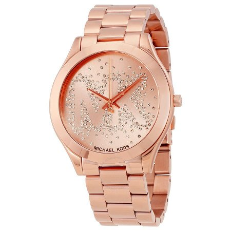 Relógio Feminino Michael Kors MK3591 Ouro Rose