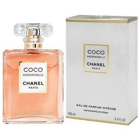 d27c956cd8f Perfume Feminino Coco Chanel Mademoiselle Eau De Parfum Intense ...