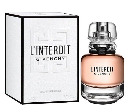 Perfume Feminino Givenchy L´interdit Eau De Parfum